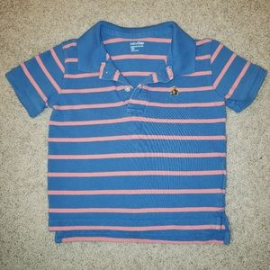 Baby Gap Boy's Striped Polo Size 2 Years
